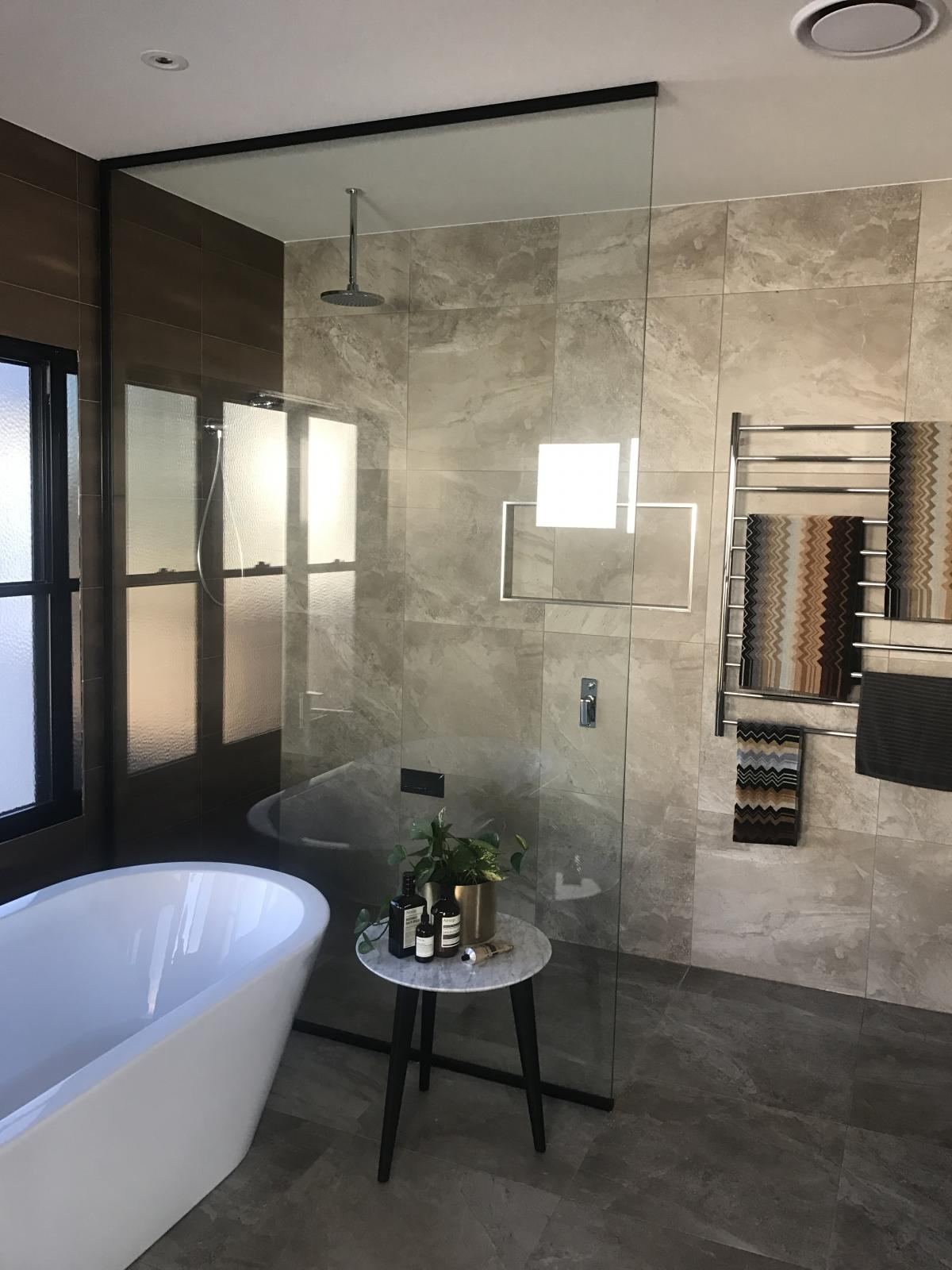 Glass Shower Screens Ipswich
