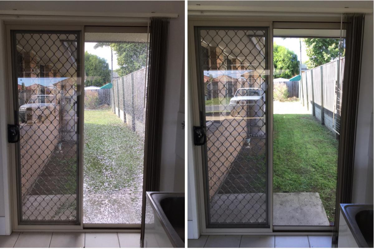 Glass Replacement Ipswich & Brisbane, Broken Glass Door, Broken Window Glass Replacement
