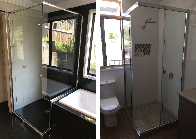 Glass Shower Screens Brisbane